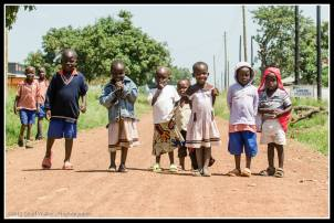 Hey muzungu, take our picture!!!