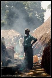The cook at Moocwari market 1