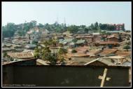 Kampala near Bukoto.