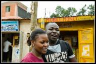 Locals in bukoto.