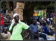 People of Moocwary Market