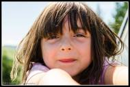 Little angel Pippa - we have great kids here in the Wairarapa.