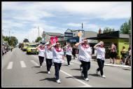 Greytown Xmas Parade - marching girls???