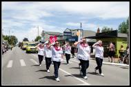 Greytown Xmas Parade - marching girls???