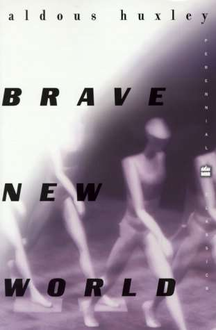 Book 33: Brave New World - Aldous Huxley