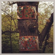 2013 05-08 Studios without Walls - Anatomy of a Tree by Bette Ann Libby
