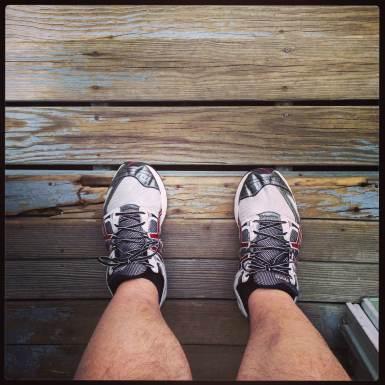 2014 05-03 Weekend Runs Outside!