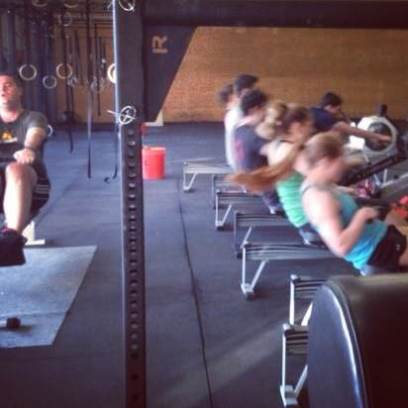 2014 05-12 Back to CrossFit