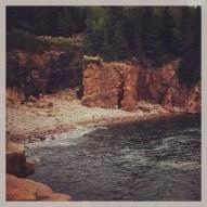 2014 09-13 Acadia National Park - Monument Beach Cove