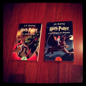 2015 06-13 More Spanish Harry Potter!