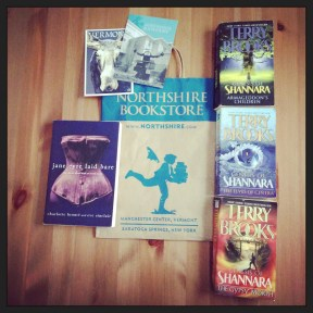 2016 02-06 Northshire Books Purchased