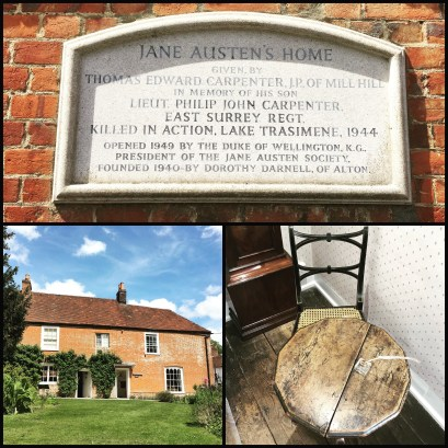 2017.05.21 Jane Austen House Museum