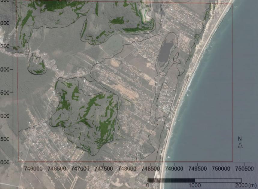 Modelo Digital de Terreno / Modelo de Declividade (4/4)