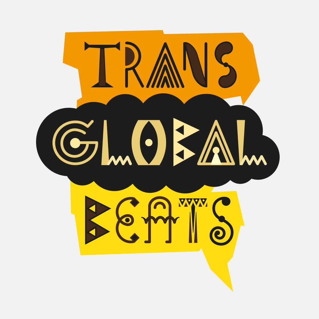 Colorful Variation of Trans Global Beats Brand