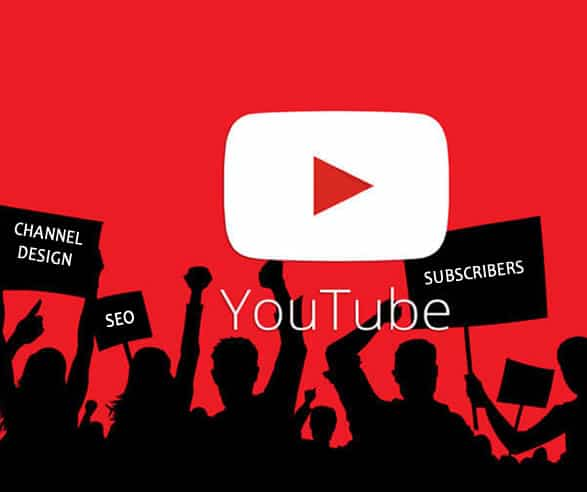 you tube channel design 1