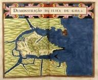 Pedro Barreto de Resende, Demonstraçao da ilha de Goa, 1635