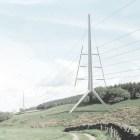 DKFS – ARUP Pylon is a design by Dirk Krolikowski & Falko Schmitt, UK. Pour en savoir plus: http://www.gridexpo.eu/dkfs-arup-pylon/