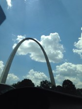 Gateway Arch- St. Louis
