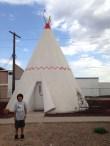 Isaac Wigwam Motel, Holbrook AZ
