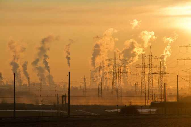 air air pollution climate change dawn
