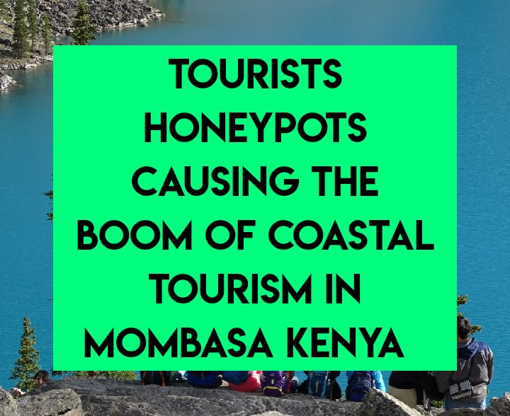 Tourists attractions that cause boom of coastal tourism in Mombasa