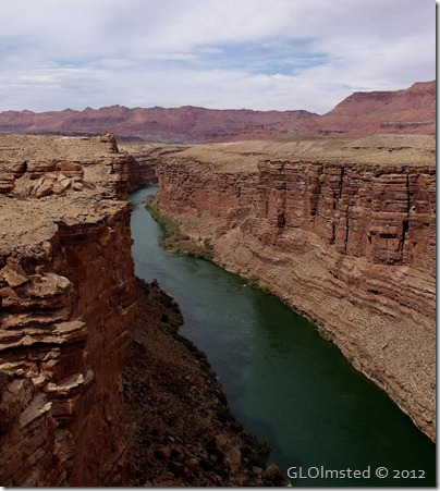 02e Colorado River in Marble Canyon AZ (916x1024)