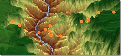05 P05-Cross canyon map from 2005