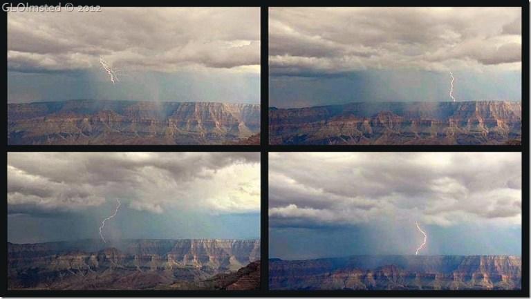 Lightning GRCA collage