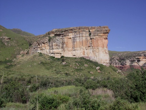 Brandberg Golden Gate Highlands NP