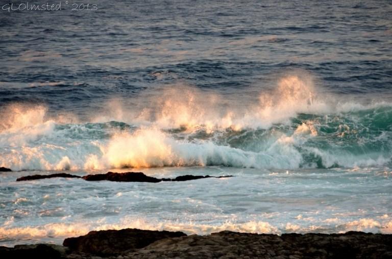 Sunrise Storms River Mouth Tsitsikamma NP SA