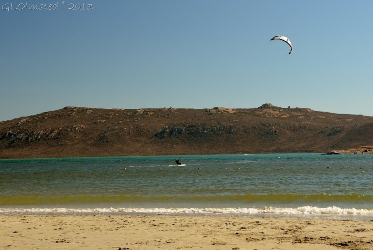 Kite surfing Langebaan SA