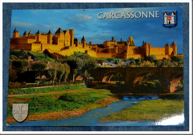 Postcard from France