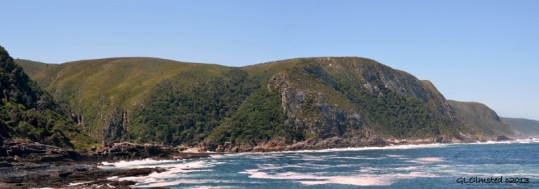 Storms River Mouth Tsitsikamma National Park South Africa