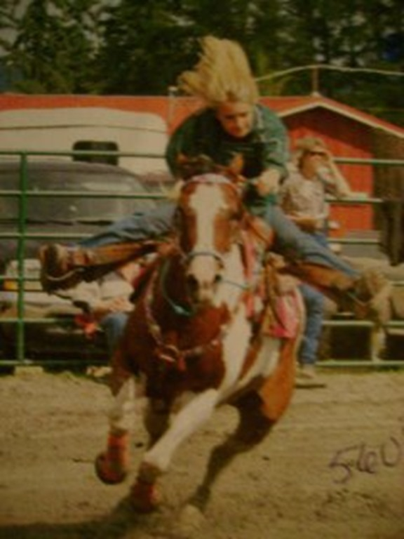 rodeo cow girl rider
