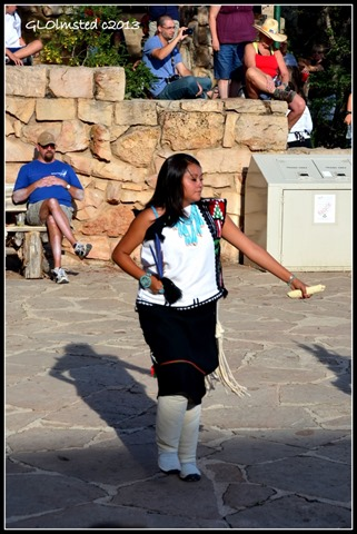 Zuni Social Dances by Soaring Eagle Zuni Dance Group Native American Heritage Days North Rim Grand Canyon National Park Arizona