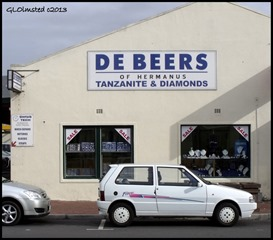 De Beers Hermanus Western Cape South Africa