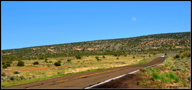 Kaibab Plateau from SR89A south Arizona