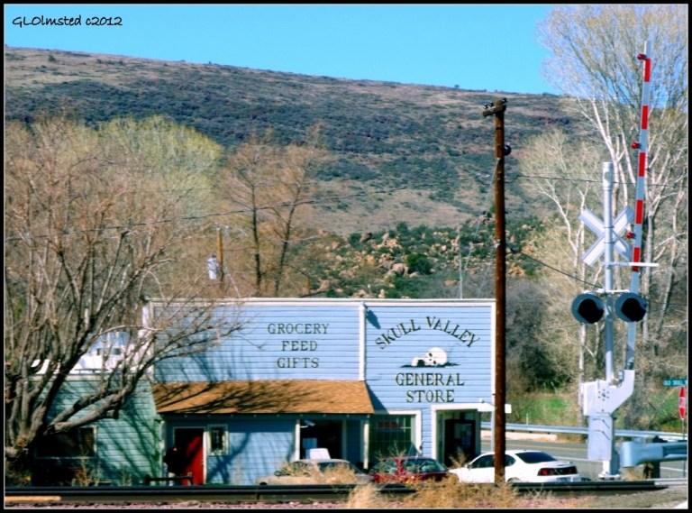 General Store Iron Springs Road Skull Valley Arizona