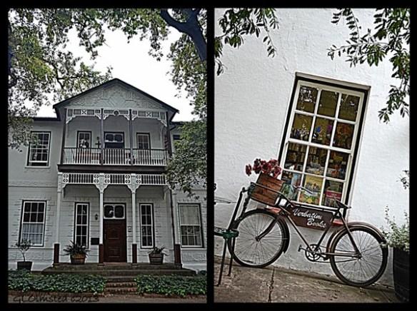 Dutch architecture Stellenbosch South Africa