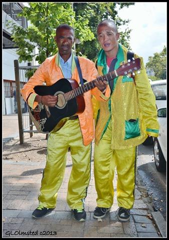 Serenade at thai cafe Stellenbosch South Africa