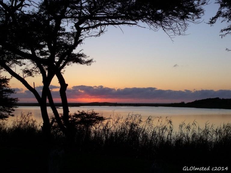 Sunrise Sugarloaf St Lucia Marine Reserve iSimangaliso Wetland Park South Africa