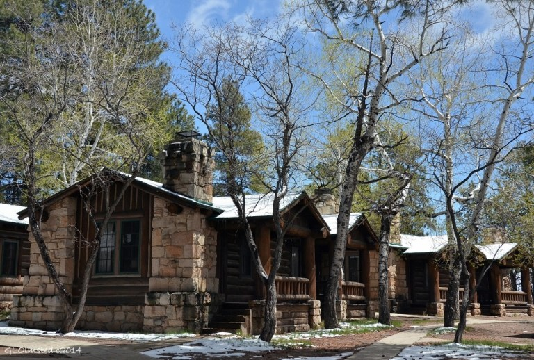 Delux cabins North Rim Grand Canyon National Park Arizona