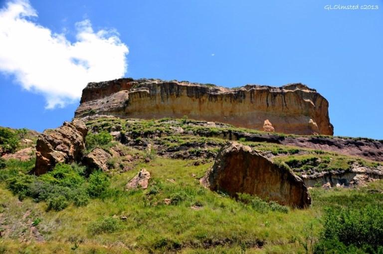 Golden Gate Highlands National Park Free State South Africa