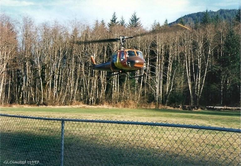 Evacuation 2nd flight lands at Cougar Washington
