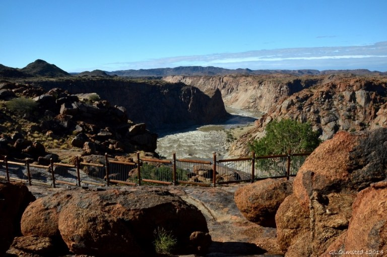 Orange River Augrabies Falls National Park South Africa