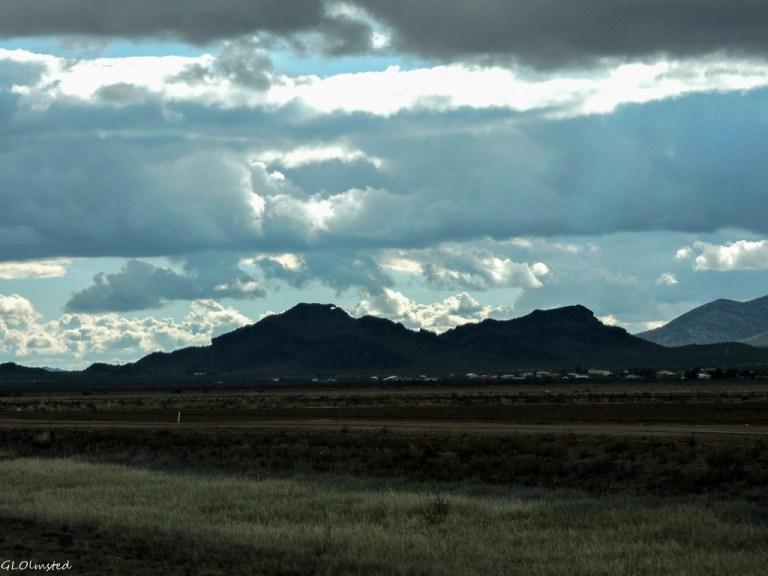 Eagle Eye Peak Harquahala Mountains Agila Arizona