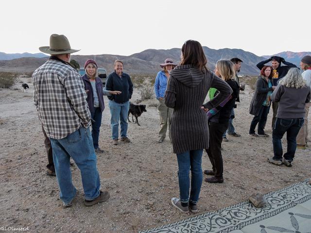 Gathering Anza-Borrego Desert State Park California