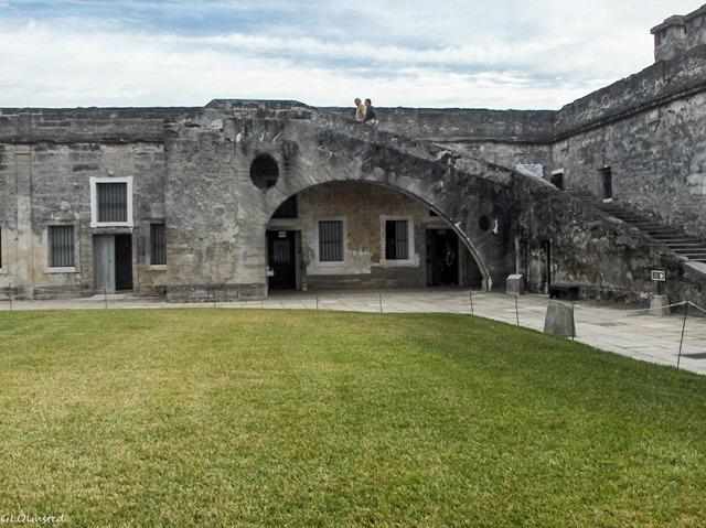 Castillo de San Marcos St Augustine Florida