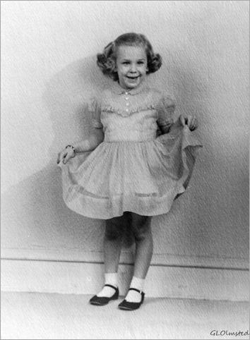 Gail 4 years 1958 Illinois