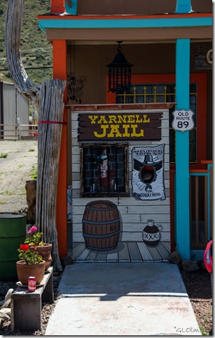 Jail Yarnell Car Show Arizona